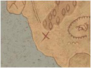 ドラゴンクエスト9 地図