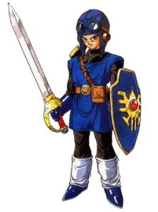ドラゴンクエスト2 ローレシアの王子