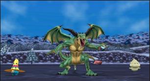 ドラゴンクエストモンスターズ2 イルとルカの不思議なふしぎな鍵