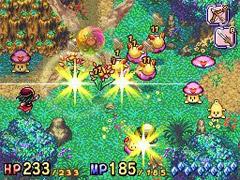 聖剣伝説DS チルドレンオブマナ