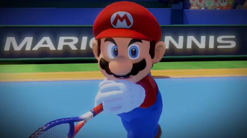マリオテニス 1