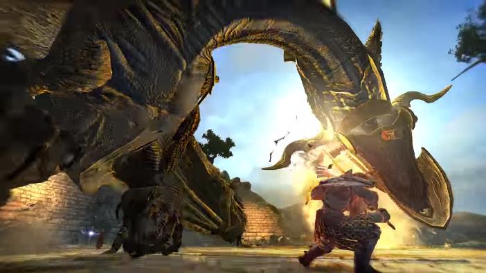 Dragon's Dogma Online(ドラゴンズ ドグマ オンライン)
