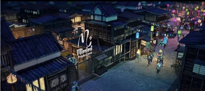 Shadow Tactics Blades of the Shogun 4