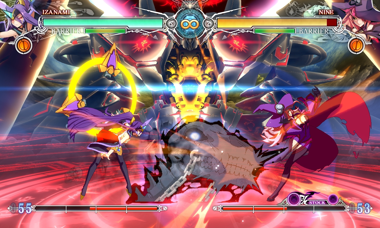 BLAZBLUE CENTRALFICTION 5