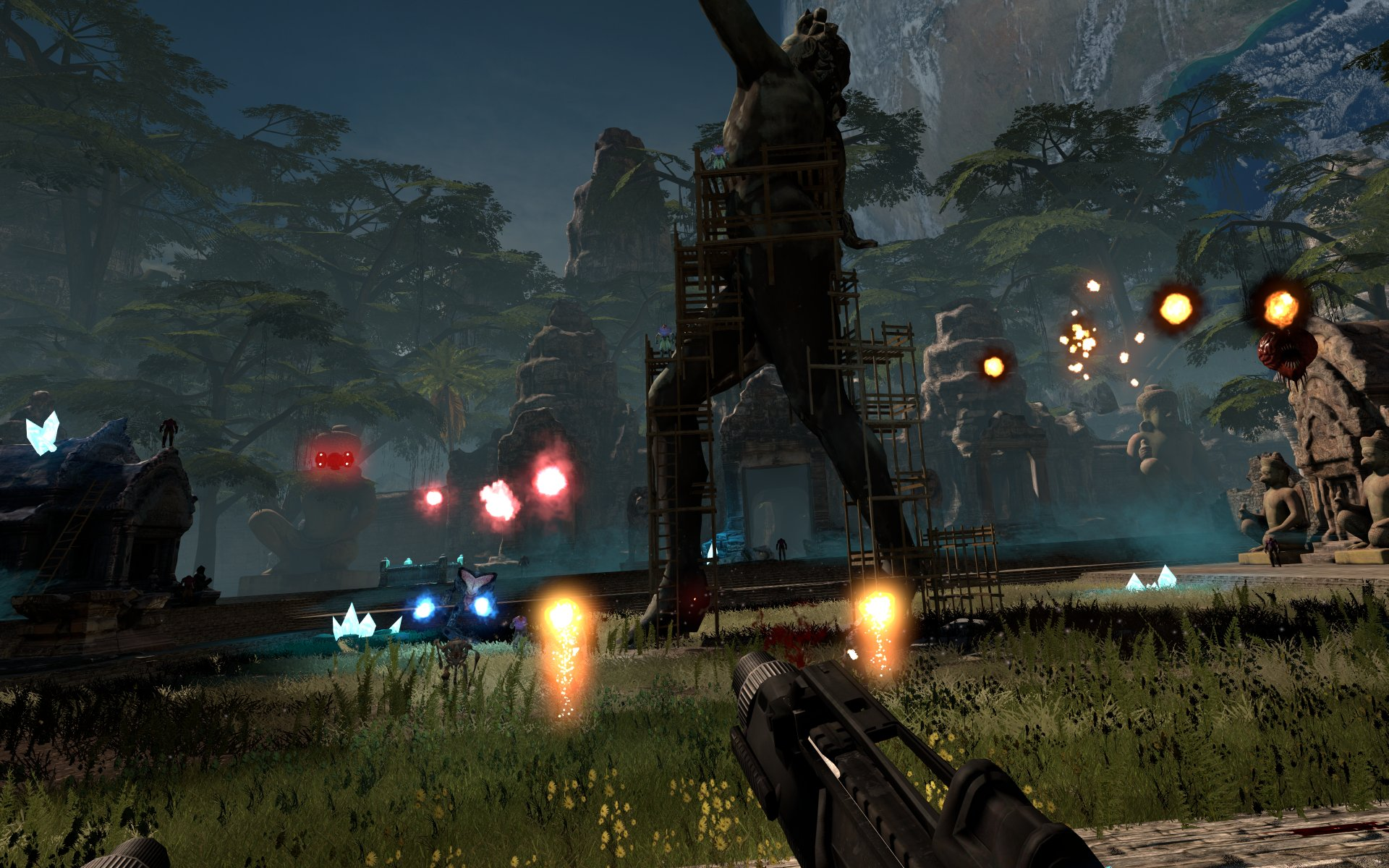 Serious Sam VR The Last Hope 4