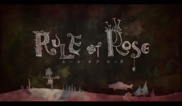 『RULE of ROSE』 ホラー ゲーム