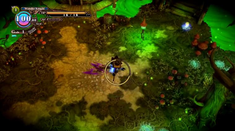 魔女と百騎兵 ゲーム アクション RPG