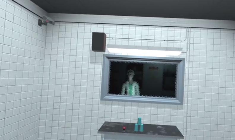 ホラーゲーム VR A Chair in a Room