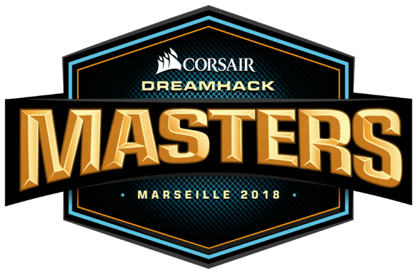 DreamHack Masters Marseille 2018が明日から開幕