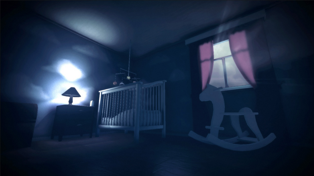 among-the-sleep ホラーゲーム
