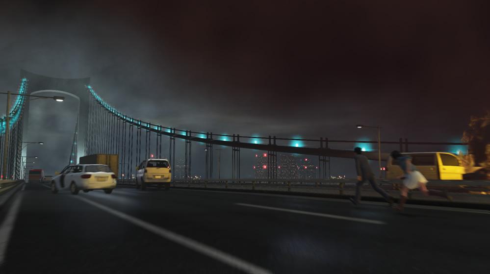 巨影都市 1