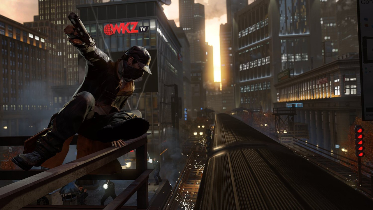 WATCH DOGS 4