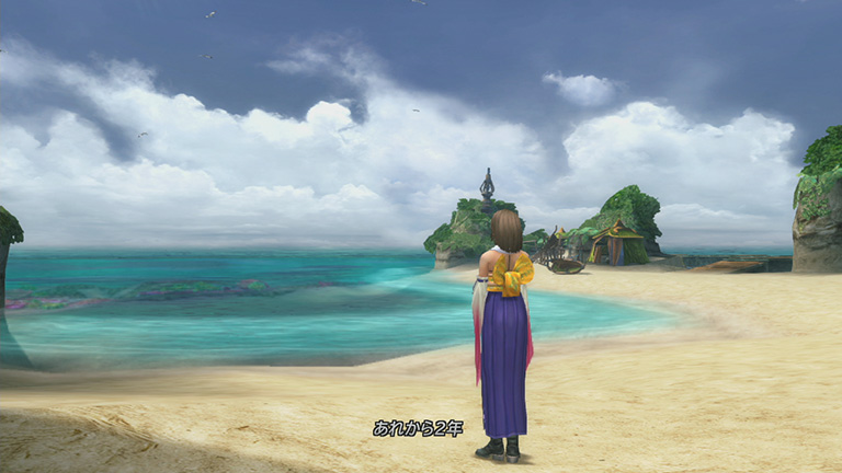 FINAL FANTASY X HD Remaster 3