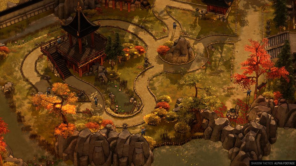 Shadow Tactics Blades of the Shogun 3