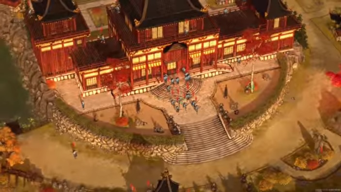 Shadow Tactics Blades of the Shogun 5
