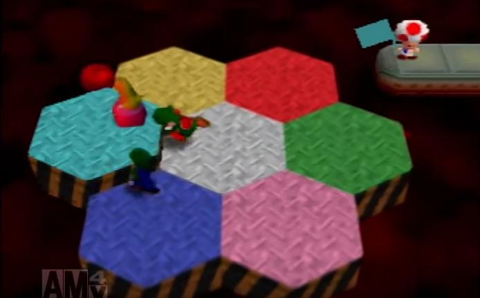 マリオパーティ2 ゲーム