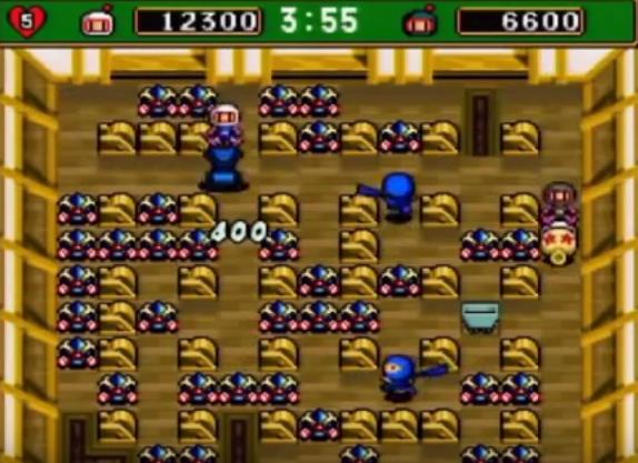 スーパーボンバーマン4 ゲーム