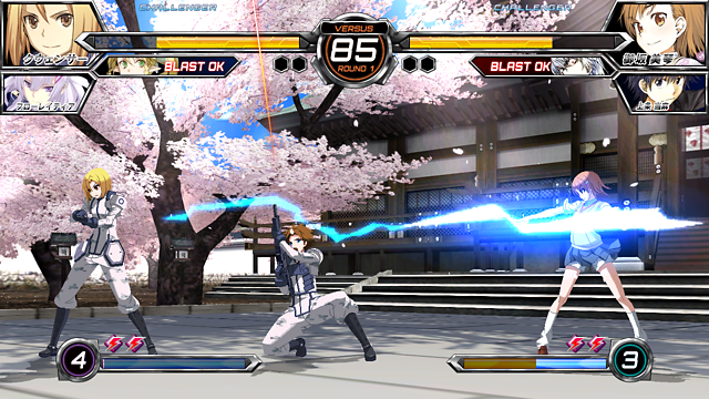 電撃文庫 FIGHTING CLIMAX IGNITION 3