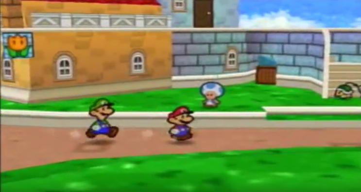 マリオストーリー ゲーム