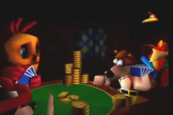 バンジョーとカズーイの大冒険2 ゲーム