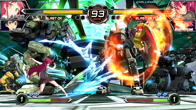 電撃文庫 FIGHTING CLIMAX IGNITION 4