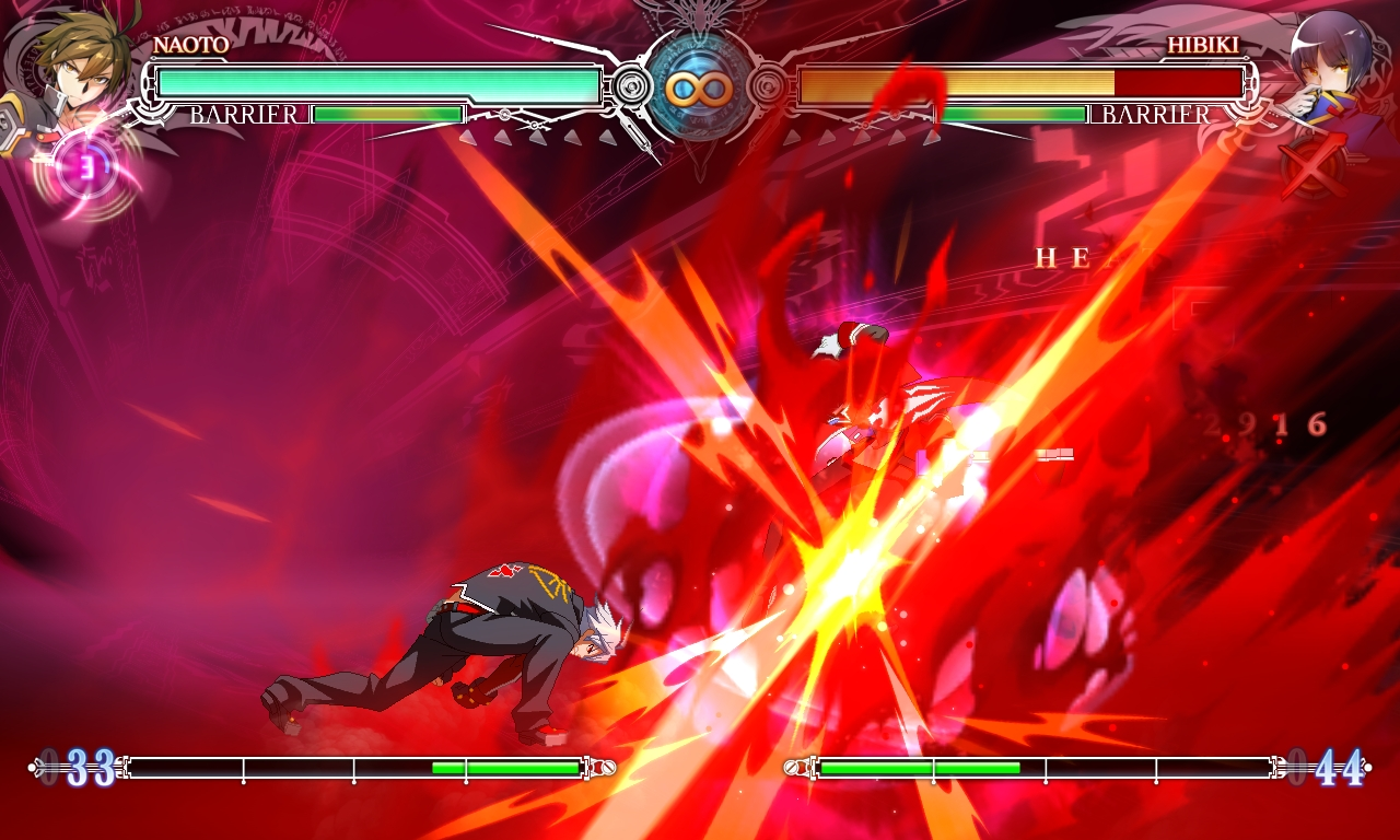 BLAZBLUE CENTRALFICTION 2