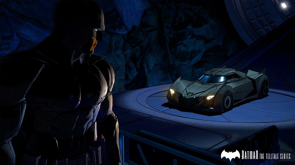 Batman The Telltale Series 4