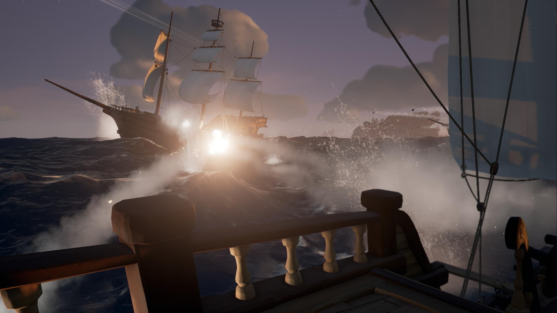 海賊となり大海原を支配しよう『Sea of Thieves』 | がめついGameTwist