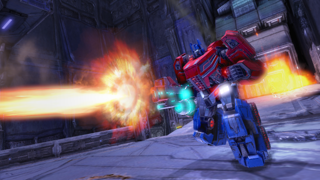 トランスフォーマー Transformers: Rise of the Dark Spark