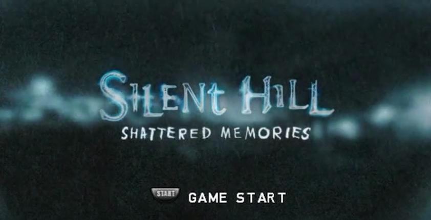 サイレントヒル シャッタードメモリーズ ホラーゲーム