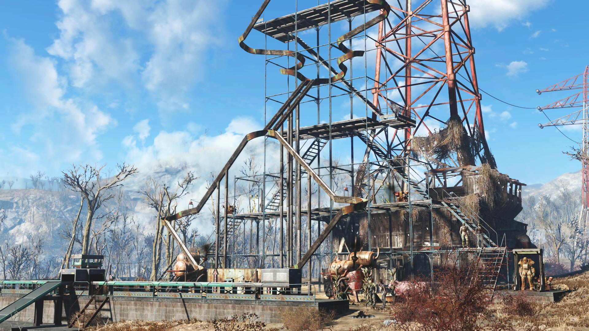 Fallout4 フォールアウト
