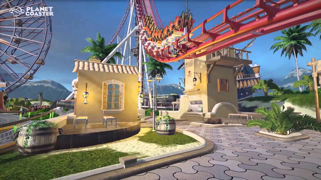Planet Coaster 2
