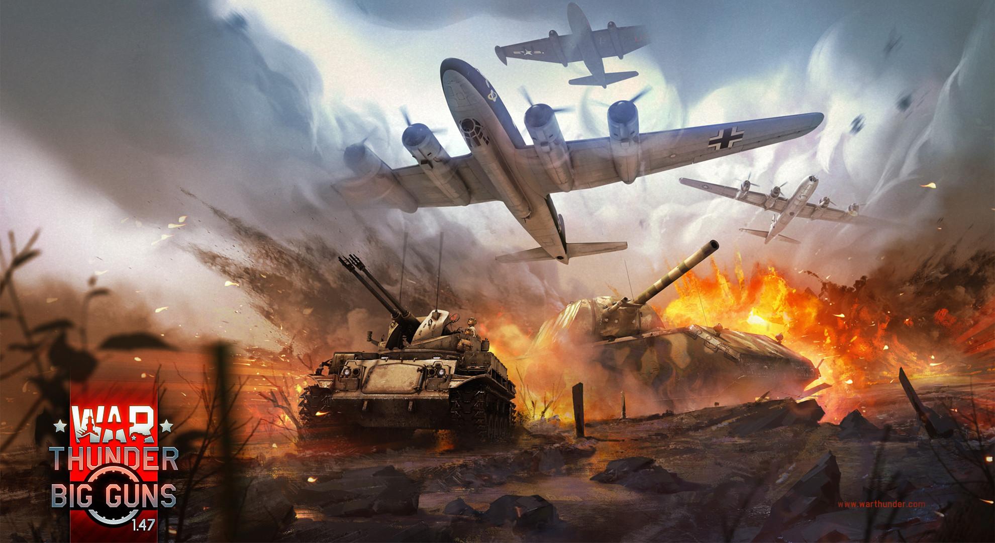 War thunder 4
