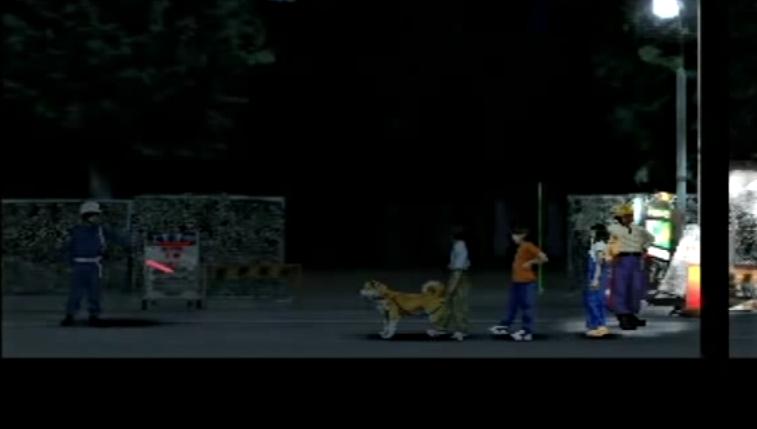 ホラーゲーム 夕闇通り探検隊
