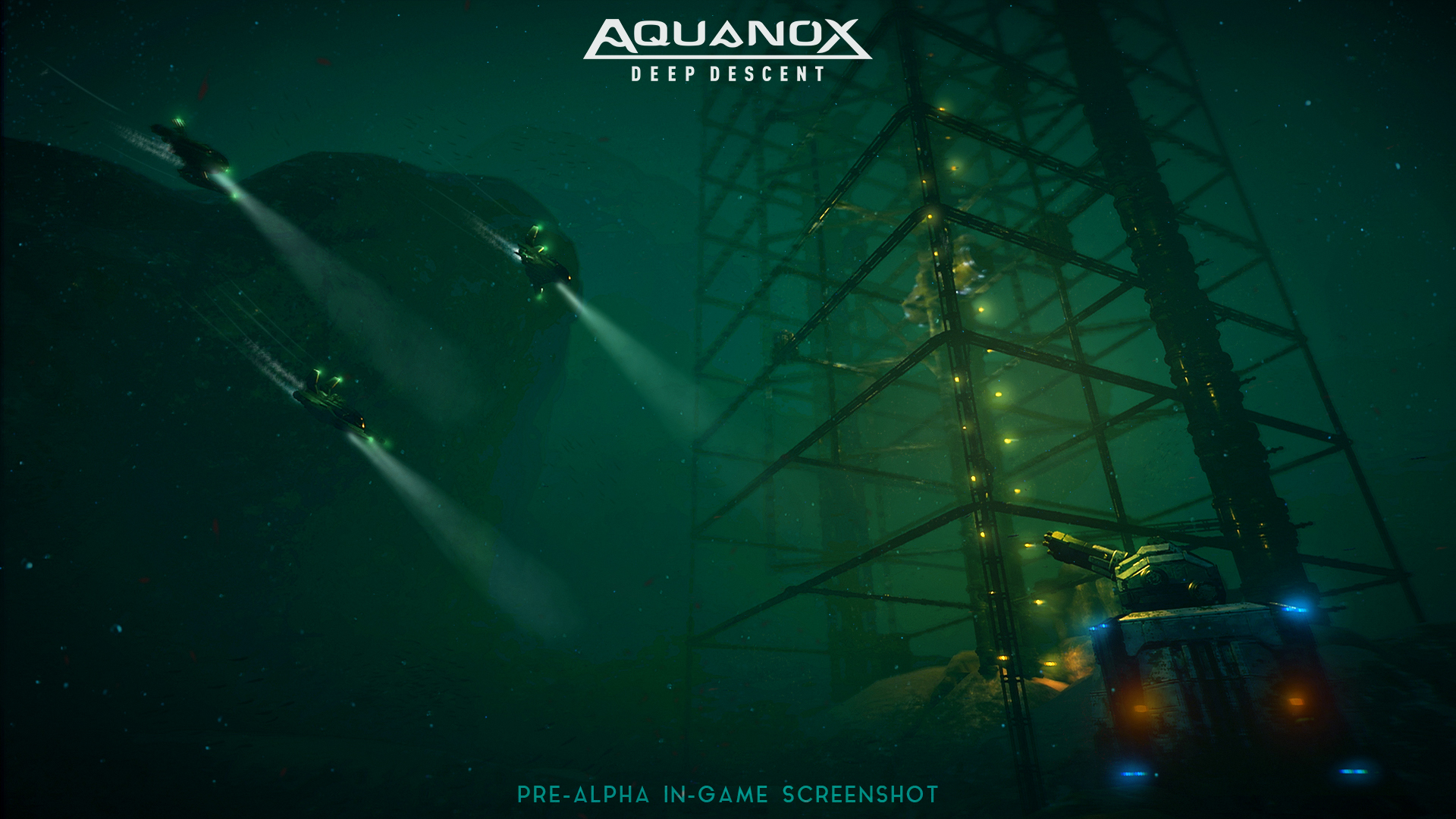 Aquanox Deep Descent 2
