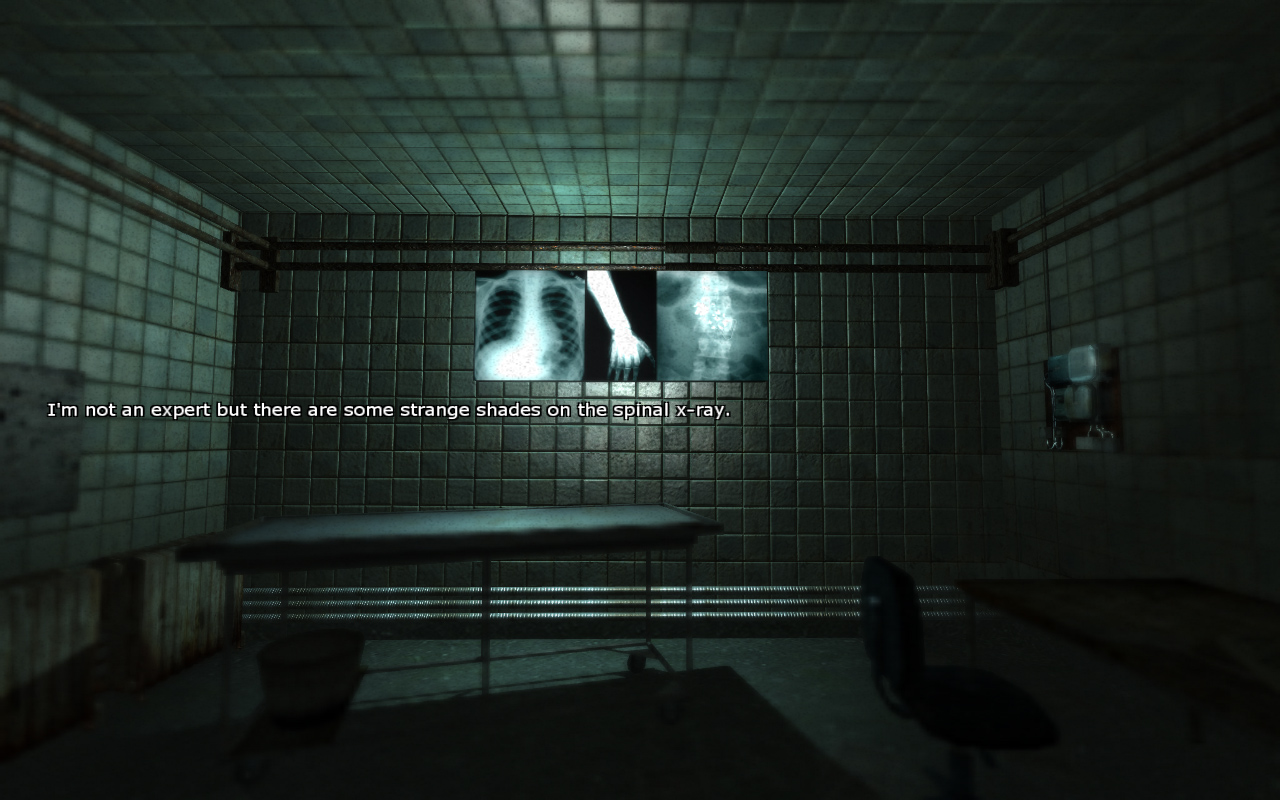 『Penumbra: Black Plague』 ホラーゲーム