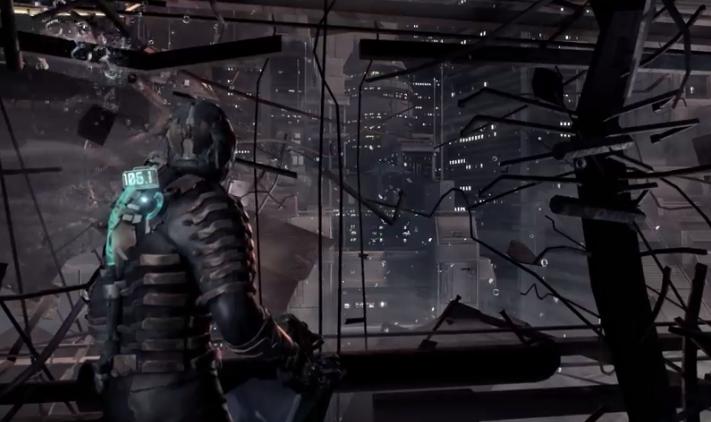 『DEAD SPACE2』 ホラーゲーム TPS シューティング