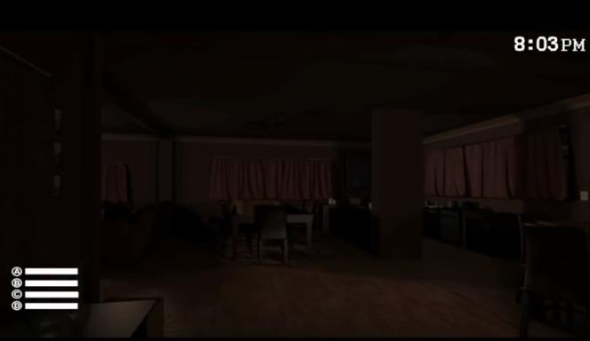 『Sophie's Curse』 ホラーゲーム