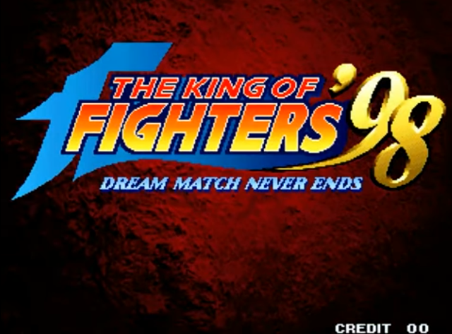 THE KING OF FIGHTERS '98(ザ・キング・オブ・ファイターズ)