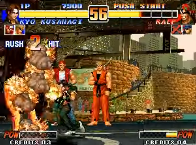 THE KING OF FIGHTERS '96(ザ・キング・オブ・ファイターズ)