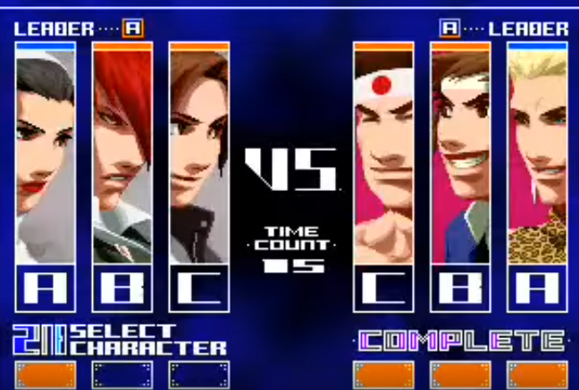THE KING OF FIGHTERS '2003(ザ・キング・オブ・ファイターズ)