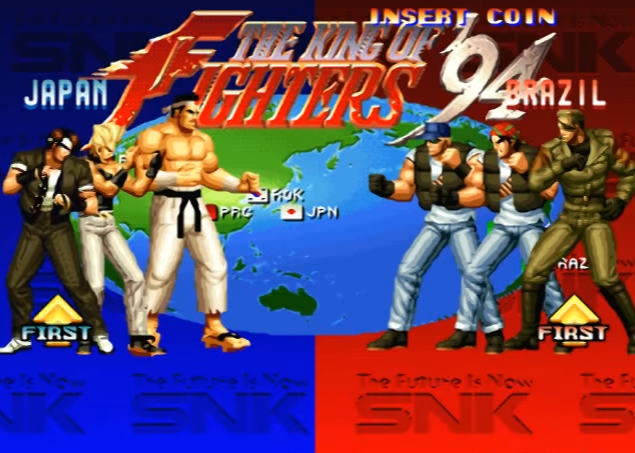 THE KING OF FIGHTERS '94(ザ・キング・オブ・ファイターズ)