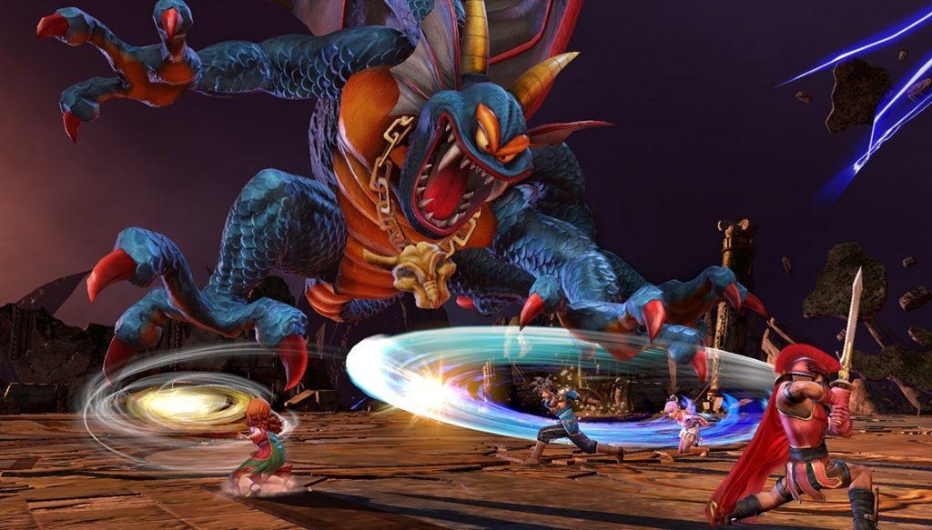 ドラゴンクエストヒーローズ1・2 for NintendoSwitch