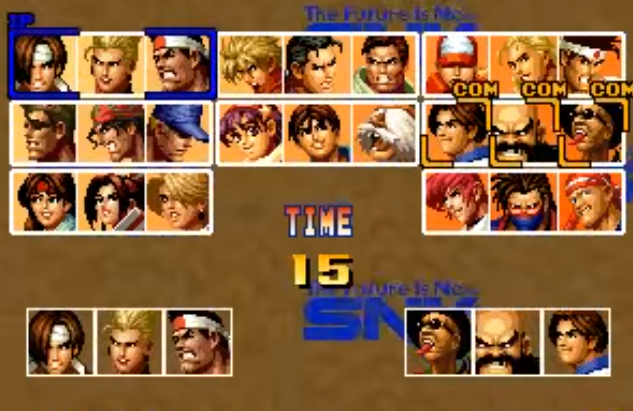 THE KING OF FIGHTERS '95(ザ・キング・オブ・ファイターズ)