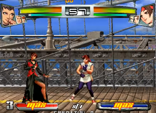 THE KING OF FIGHTERS NEOWAVE(ザ・キング・オブ・ファイターズ)