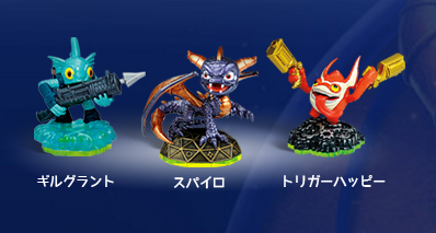 SKYLANDERS IMAGINATORS(スカイランダーズ)