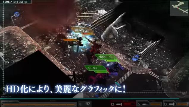ダマスカスギヤ 東京始戦 HD Edition