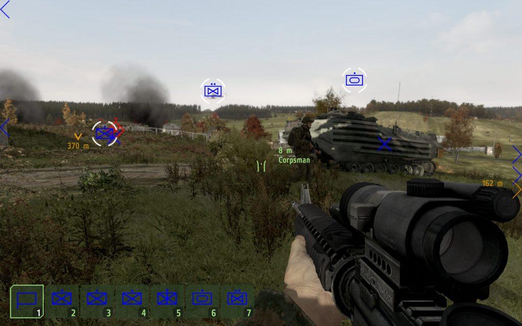 ARMA2 ゲーム
