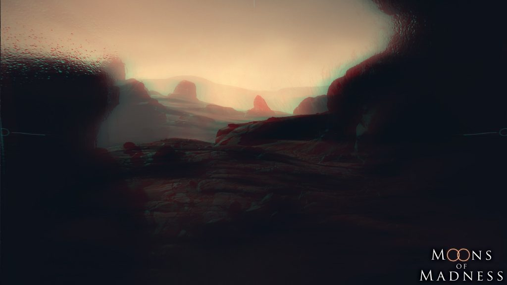 Moons of Madness ホラーゲーム ラブクラフト