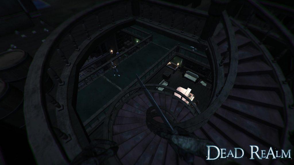 『DEAD REALM』 ホラーゲーム